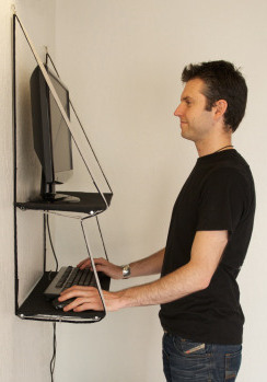 quitting sitting best standing desk options diy ikea lead picture