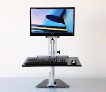 quitting sitting best standing desk options diy ikea kangaroo