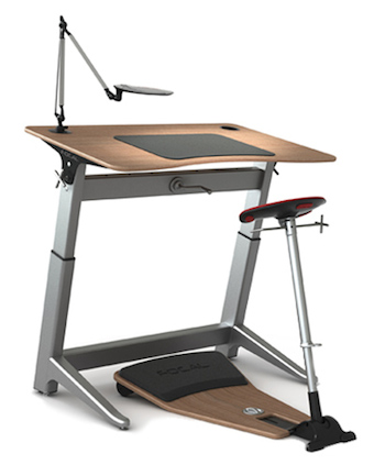 quitting sitting best standing desk options diy ikea focal locus workstation