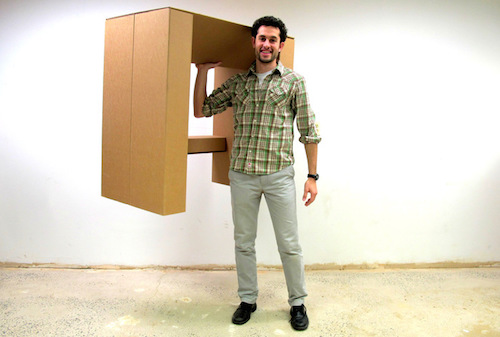 what best successfully crowdfunded standing desks have in common topo mat calculated terrain cardboard chairigami