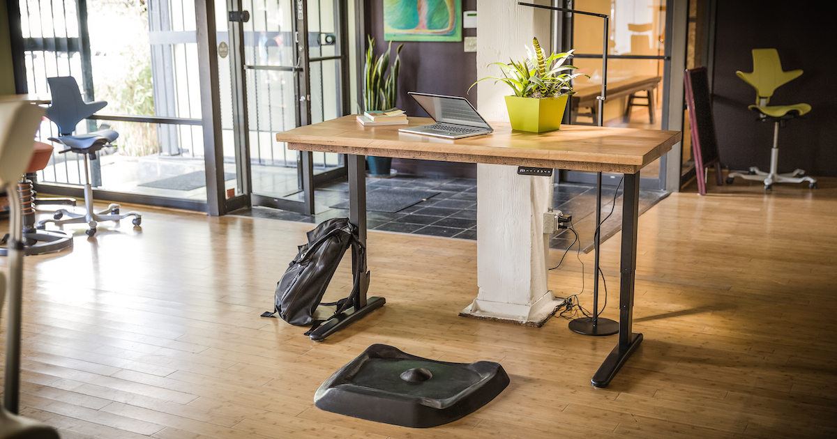 The Best Standing Desk Mat One Of These Things Is Not