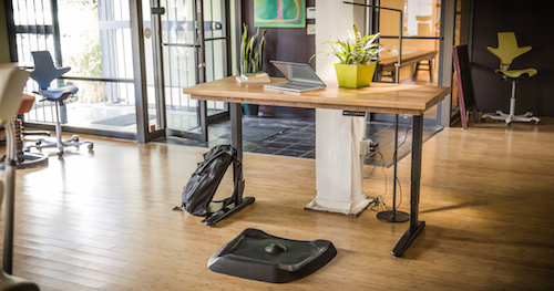 the best standing desk mat anti-fatigue calculated terrain topo not flat office