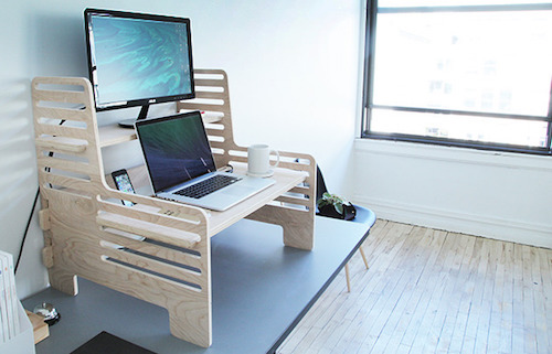 what best successfully crowdfunded standing desks have in common topo mat calculated terrain upstanding